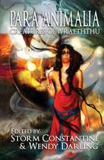 Para Animalia:  Creatures of Wraeththu