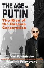 Felshtinsky, Y: The Putin Corporation