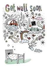 Get Well Soon Doodle: Dreams