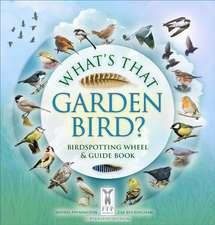 What's That Garden Bird?