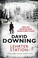 Downing, D: Lehrter Station