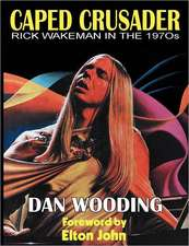 Caped Crusader Rick Wakeman in the 1970s