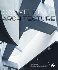 Carme Pinas:  Architecture