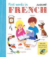 Alain Gree - First Words in French