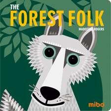 Mibo: The Forest Folk (Board Book)
