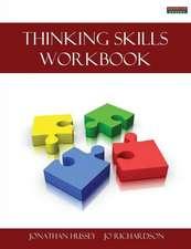 Thinking Skills Workbook [Probation Series]