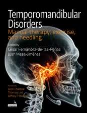 Manual Therapy for Temporomandibular Pain