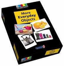 More Everyday Objects: Colorcards
