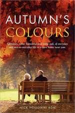 Autumn's Colours:  An Eagle-Eye Perspective