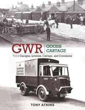 GWR Goods Cartage Vol 2