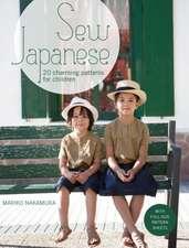 Nakamura, M: Sew Japanese