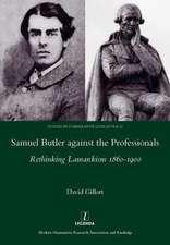 Samuel Butler against the Professionals