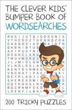 Clever Kids' Bumper Book of Wordsearches
