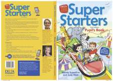 Delta Young Learners English: Super Starters