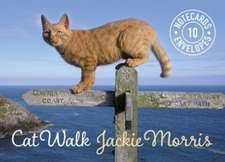 Cat Walk Notecards
