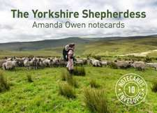 Yorkshire Shepherdess Notecards