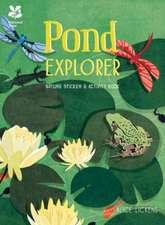 Alice Lickens Pond Sticker Book