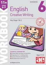 11+ Creative Writing Workbook 6