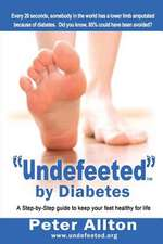 Undefeeted by Diabetes:  A Guide for Black Ladies