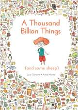 Thousand Billion Things (and Some Sheep)