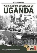 Wars and Insurgencies of Uganda 1971-1994:  1986 1989