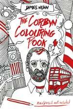 Corbyn Colouring Book