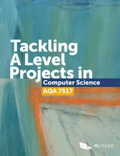 Tackling A Level Projects in Computer Science AQA 7517