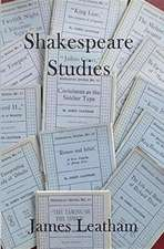 Shakespeare Studies