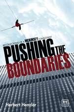 Pushing the Boundaries
