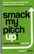 Smack My Pitch Up!