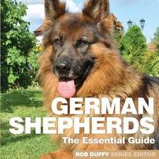 ESSENTIAL GUIDE TO GERMAN SHEPHERDS
