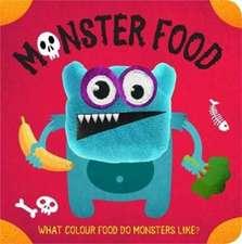 Monster Food Finger Puppet Book
