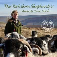 The Yorkshire Shepherdess Card Pack