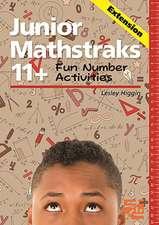 Junior Mathstraks 11-12