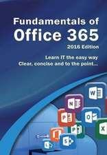 Fundamentals of Office 365