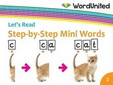 Step-by-Step Mini Words