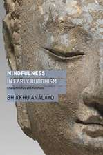 Mindfulness in Early Buddhism: Characteristics and Functions