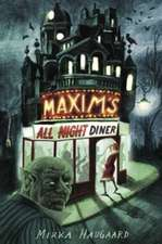 Maxim's All Night Diner