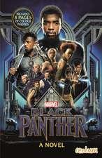 BLACK PANTHER FILM TIE IN