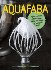 Aquafaba: Vegan Cooking Without Eggs Using the Magic of Chickpea Water