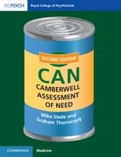 Camberwell Assessment of Need