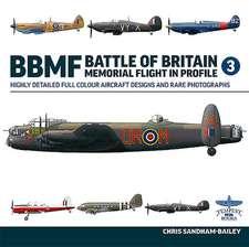 BBMF Battle of Britain Memorial Flight in Profile