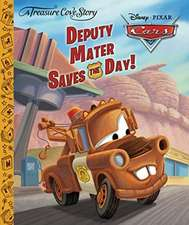 Treasure Cove Stories - Cars - Deputy Mater Saves The Day
