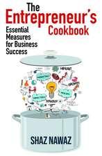 Entrepreneur's Cookbook