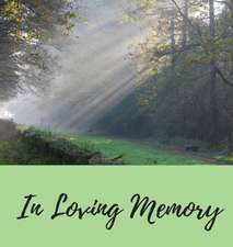 Funeral Guest Book (Hardcover)