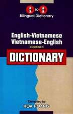 English-Vietnamese & Vietnamese-English One-to-One Dictionary (exam-suitable)