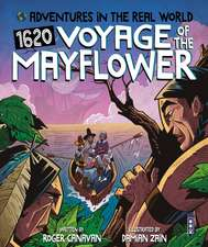 Adventures in the Real World: Journey of the Mayflower