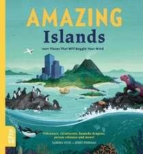 Weiss, S: Amazing Islands