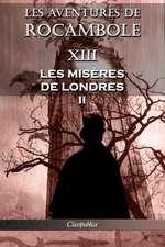 Les aventures de Rocambole XIII