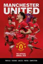 Official Manchester United Annual 2020